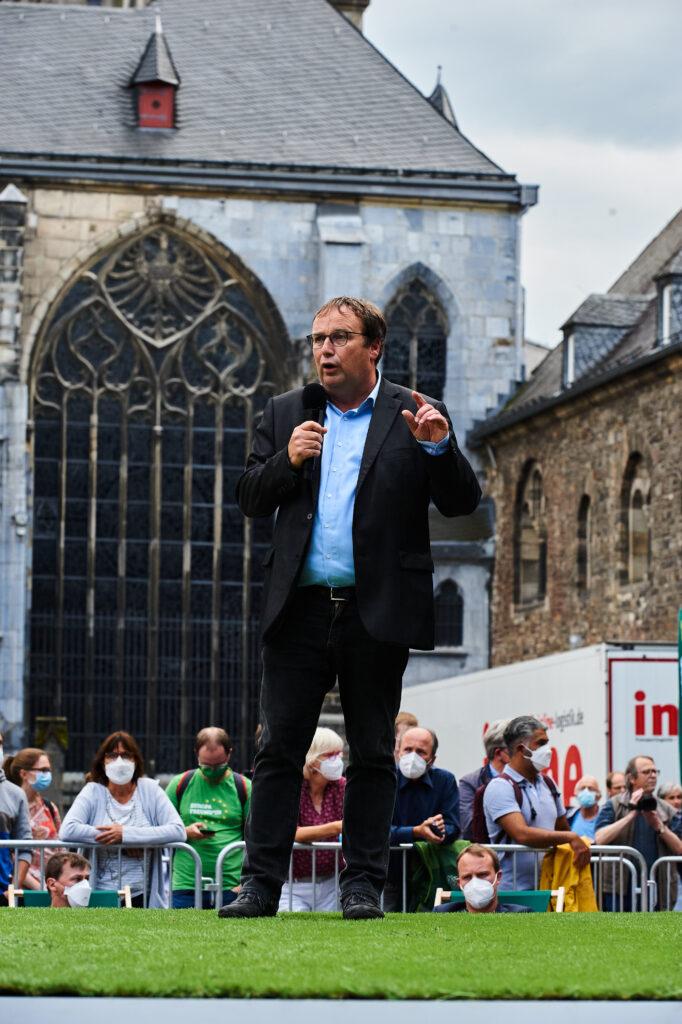 Oliver Krischer, Direktkandidat des Wahlkreises 1